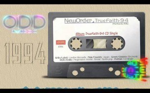 �������� ����������� ���� New Order - True Faith-94 (Radio Edit-Mixed & Edited By Stephen Hague & Mike Spike Drake)
