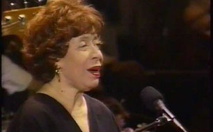 Shirley Horn - If You Love Me
