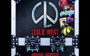 Leslie West - One More Drink For The Road (Feat. Steve Lukather)