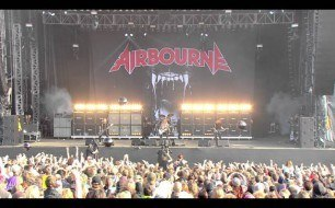 Airbourne - Live It Up: Full Throttle