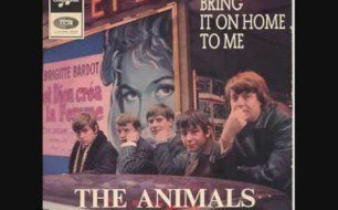 The Animals - Lucille