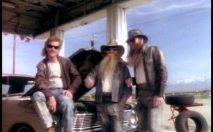 �������� ����������� ���� ZZ Top - Gimme All Your Lovin .mp4