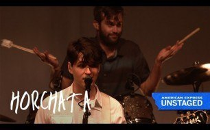 Vampire Weekend - Horchata (Live Amex UNSTAGED)