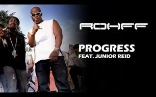 Rohff - Pragress feat. Junior reid