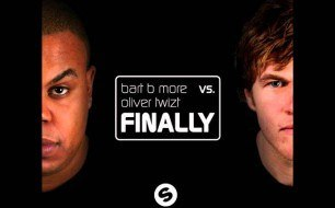 Смотреть музыкальный клип Bart B More Vs Oliver Twizt - Finally (Original Mix)