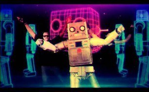 �������� ����������� ���� 3OH!3 - ROBOT
