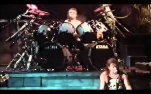 Metallica - And Justice For All (Live @ Hammersmith London, 1988)