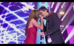 Enrique Iglesias - Tired Of Being Sorry feat. Nadiya (live)