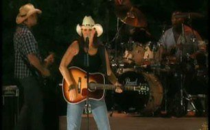 Terri Clark - I Wanna Do It All (live)