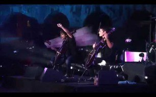 2CELLOS - Smooth Criminal (Live @ Arena Pula, 2013)