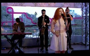 Katy B - Broken Record (live)