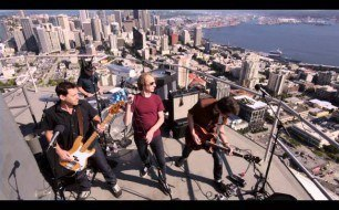 Mudhoney - Touch Me I'm Sick (Live @ KEXP Space Needle, 2013)