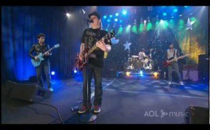 Fall Out Boy - The Take Over, The Breaks Over (Live @ AOL Sessions)