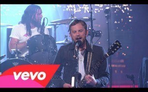 Kings Of Leon - Notion (Live @ Letterman, 2013)