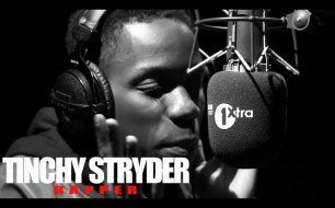 Tinchy Stryder - Fire In The Booth (Live)