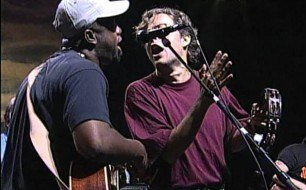 �������� ����������� ���� Hootie & The Blowfish - Mustang Sally (Live @ Farm Aid, 1995)