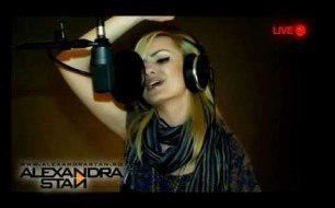 Alexandra Stan - Take A Bow (Rihanna cover) (live studio)