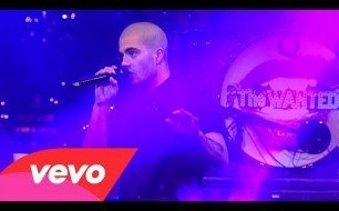 The Wanted - We Own The Night (Live @ Letterman, 2013)