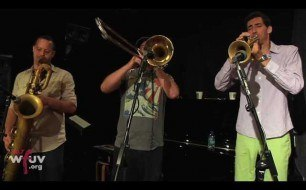 Antibalas - Dirty Money (Live @ WFUV, 2012)