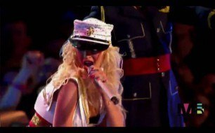 �������� ����������� ���� Grammy Nominees - Christina Aguilera - Candyman