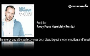 Max Graham - Sneijder - Away From Here (Arty Remix)