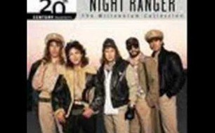 �������� ����������� ���� Night Ranger - Don t Tell Me You Love Me