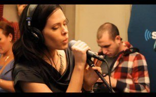 Betsie Larkin - Not Coming Down (feat. Ferry Corsten) (Live @ Sirius XM, 2012)