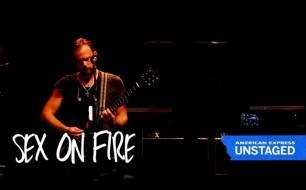 Kings Of Leon - Sex On Fire (Live @ Amex Unstaged, 2013)