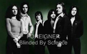 �������� ����������� ���� Foreigner - Blinded By Science