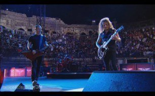 �������� ����������� ���� Metallica - Nothing Else Matters (Live @ Nimes, 2009)