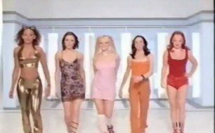 �������� ����������� ���� Spice Girls - Move Over