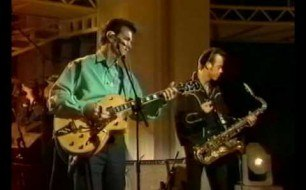 Chris Isaak - Baby Did A Bad Bad Thing (Live)