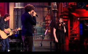 �������� ����������� ���� Snow Patrol - Set The Fire To The Third Bar (Live @ Letterman)