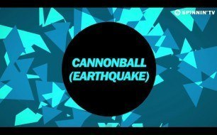 Showtek - Cannonball (Earthquake) (& Justin Prime ft. Matthew Koma) (Lyric Video)