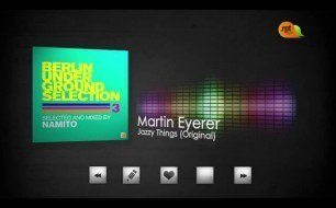 Martin Eyerer - Jazzy Things