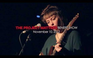 Смотреть музыкальный клип Angel Olsen - The Sky Opened Up (Live @ Maxwell's November 10th, 2012)