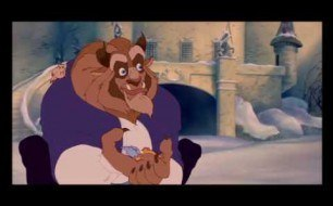 Смотреть музыкальный клип Walt Disney - Something There (Beauty and the Beast)
