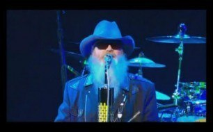 �������� ����������� ���� ZZ Top - Got Me Under Pressure (Live @ Texas)