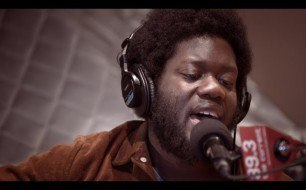 Смотреть музыкальный клип Michael Kiwanuka - Tell me a tale (Live on 89.3 The Current)
