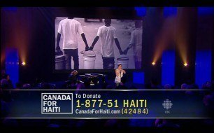 �������� ����������� ���� Nelly Furtado - Try (live @ Canada for Haiti event)