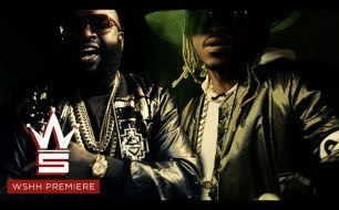 Rick Ross - Neighborhood Drug Dealer (feat. Future) (Remix)