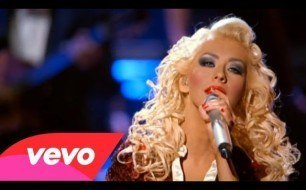 Christina Aguilera - Oh Mother (live)