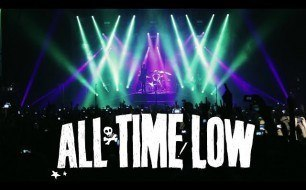 �������� ����������� ���� All Time Low - The Irony Of Choking On A Lifesaver