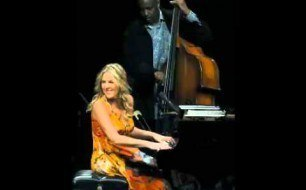 Diana Krall - It Was A Beautiful Day In August - You Can Depend On Me