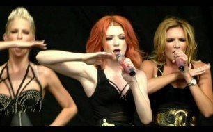 Girls Aloud - Call The Shots (Live at V Festival, 2008)