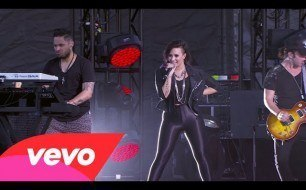 Demi Lovato - Heart Attack (Live @ The Honda Stage)