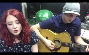 Janet Devlin - Wrecking Ball (Cover)