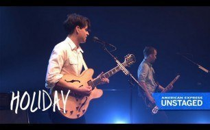 Vampire Weekend - Holiday (Live @ Amex UNSTAGED)
