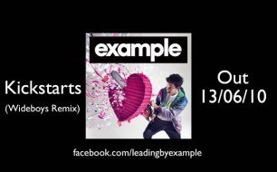 Example - Kickstarts (Wideboys Rmx)