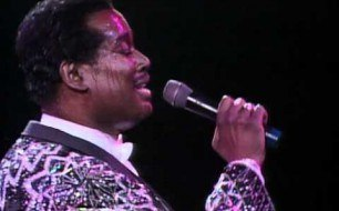 �������� ����������� ���� Luther Vandross - Love Won't Let Me Wait (Live)